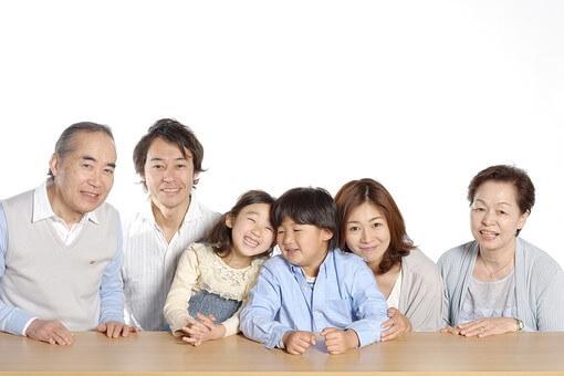 歯科医院患者さん家族